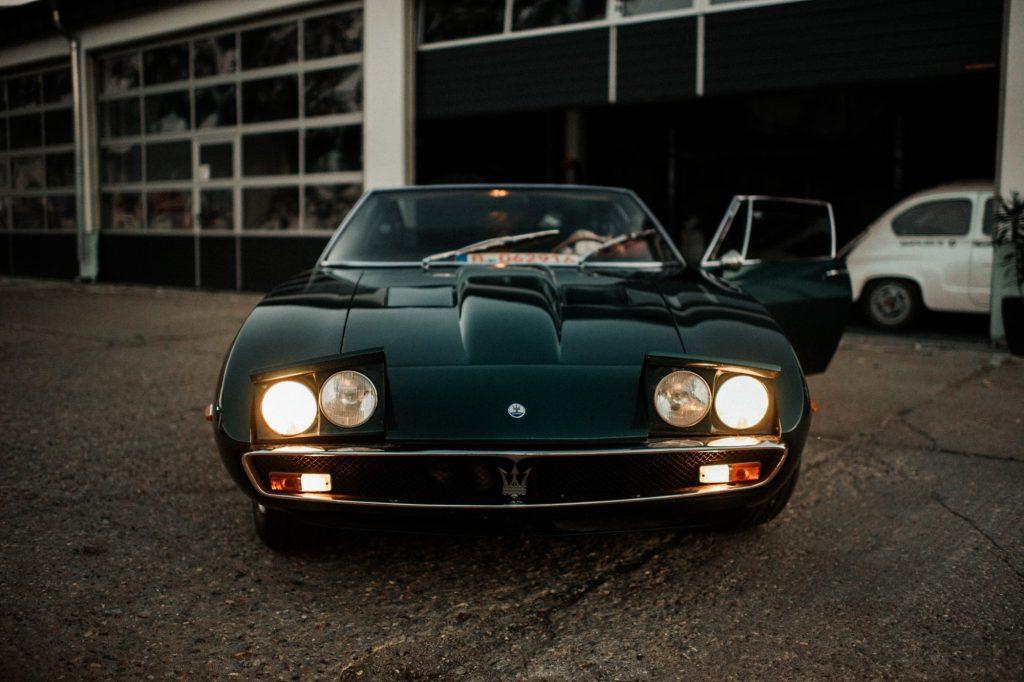 freie Oldtimer Werkstatt in Berlin Köpenick Cöpmobiles spezialisiert auf Maserati Ghibli Fiat Lancia