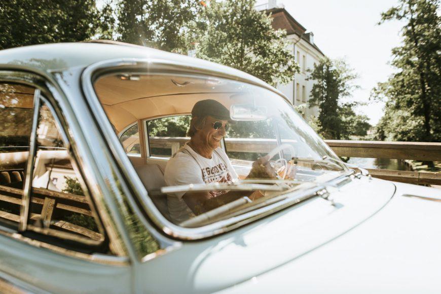 Mit dem BMW Barockengel auf Tuchfühlung – 1960 / 502 Limousine