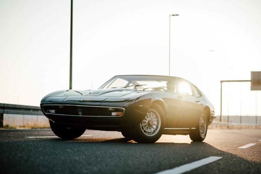 Morgenstund' hat Gold im Mund – 1968 Maserati Ghibli