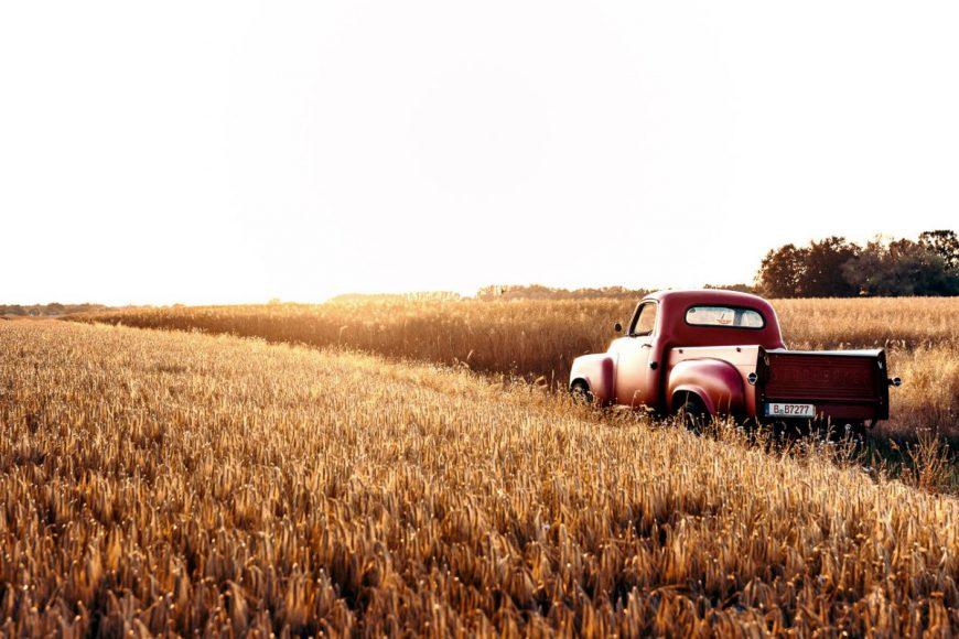 Feldversuch – 1956 Studebaker Pickup
