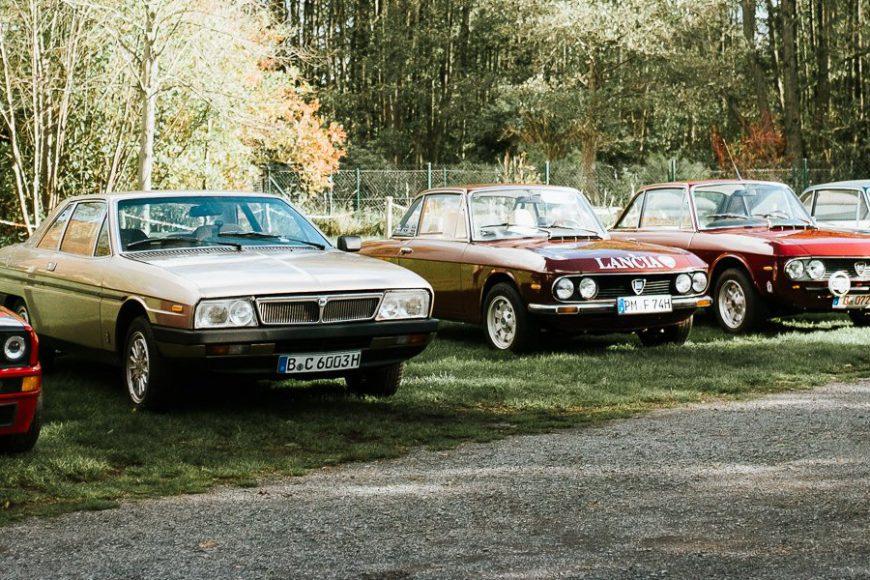 cöpmobiles on tour – Lancia Ausfahrt