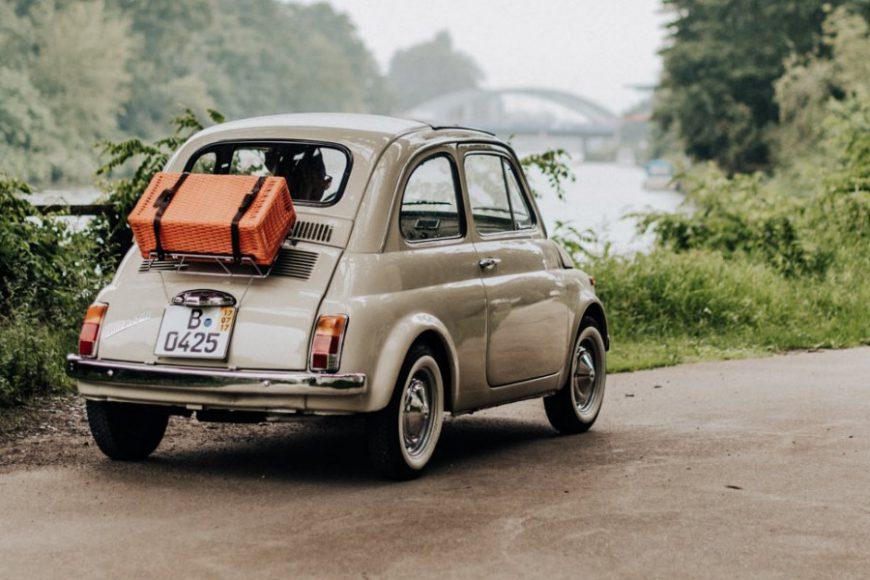 kleines Auto – große Wirkung – Fiat 500F 1965