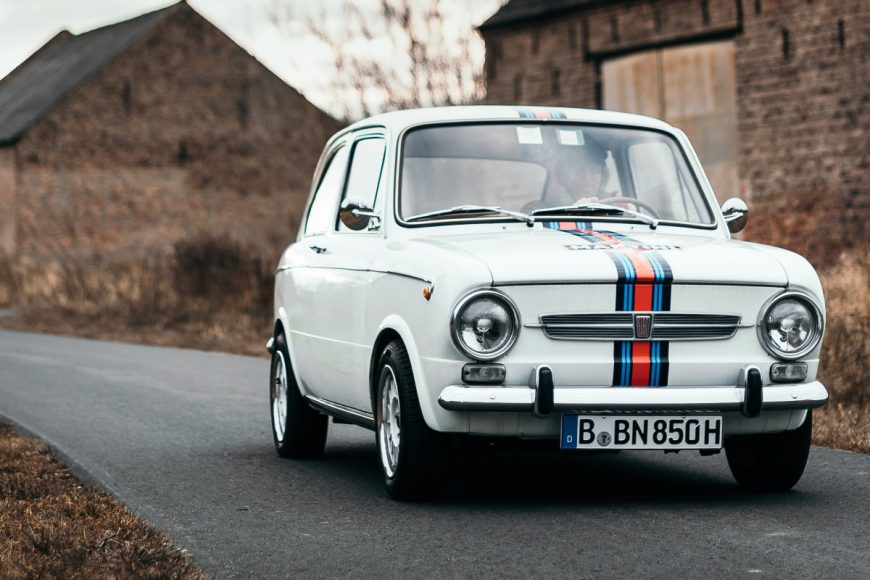 Lieblings-Fiat – 850 Special