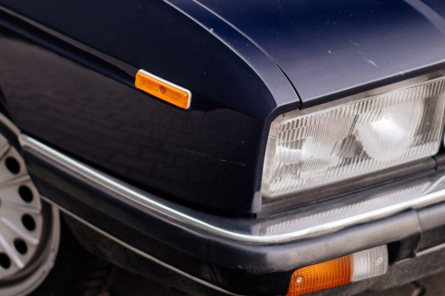 Lancia Gamma Berlina – zu verkaufen