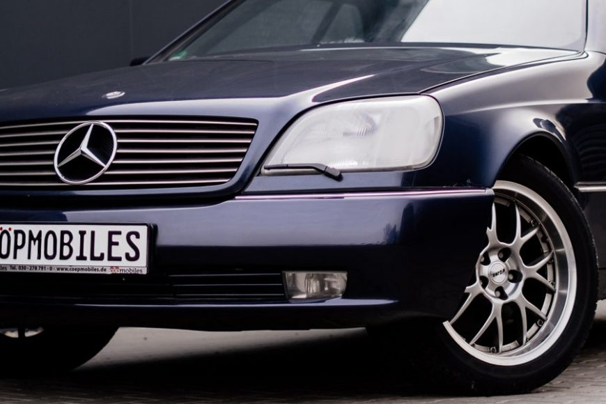 Mercedes Benz CL600 – zu verkaufen