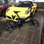 Gocycle und Alfa